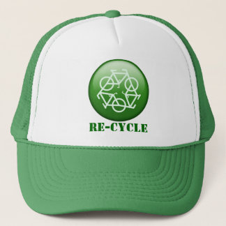 Re-Cycle Trucker Hat