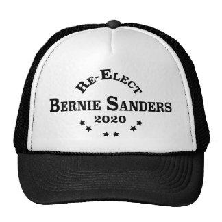 Re-Elect Bernie Sanders 2020 Collegiate Style Cap