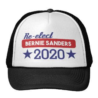 Re-Elect Bernie Sanders 2020 Stars Cap