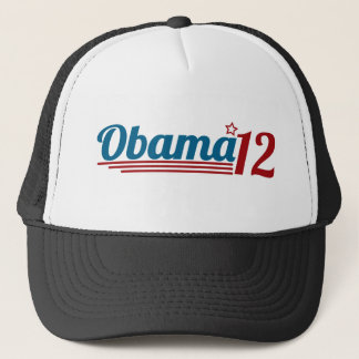 Re-Elect Obama '12 Trucker Hat