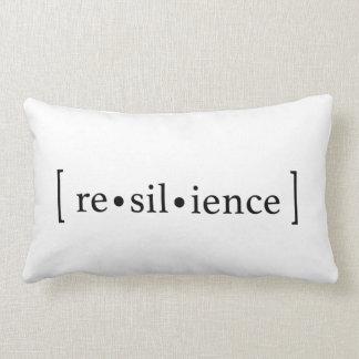 [re•sil•ience] lumbar pillow