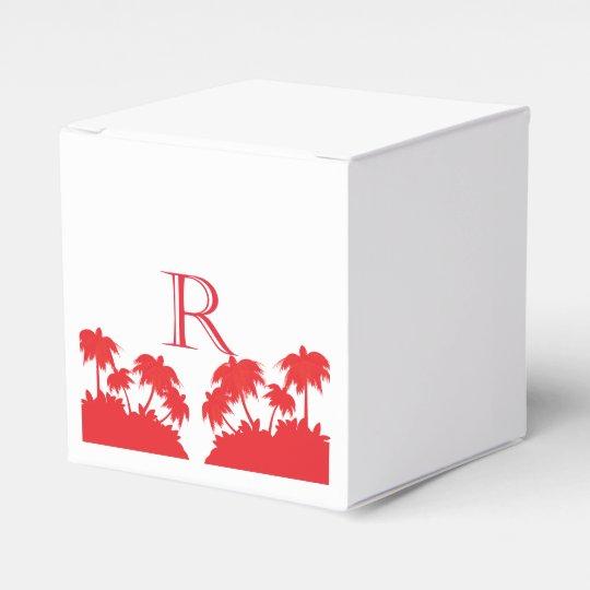 rea party favour favour box
