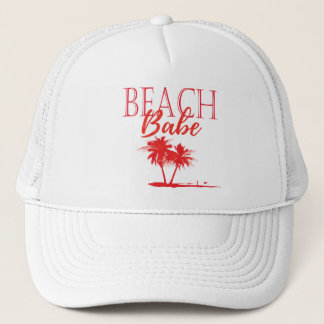 Rea Theme Palm beach Trucker Hat