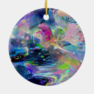 Reach Christmas Ornament