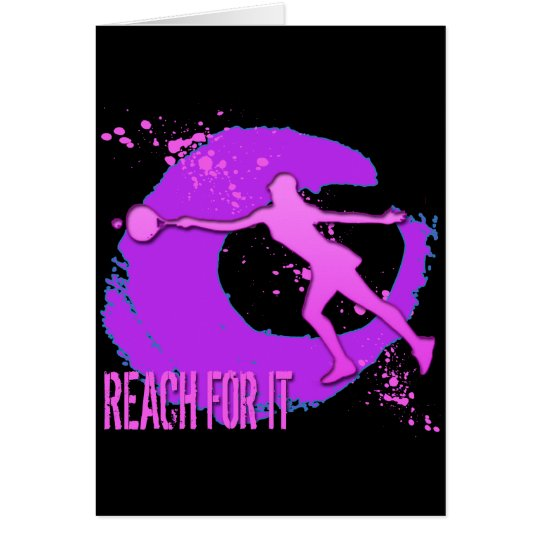 REACH FOR IT CARD