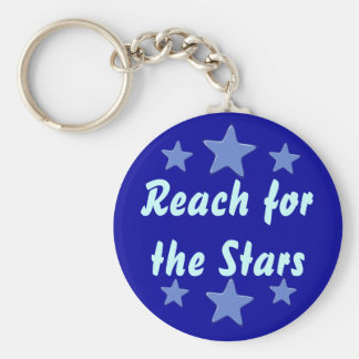 reach for stars keychain