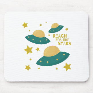 Reach for Stars Mouse Pad