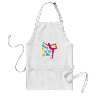 Reach For Stars Standard Apron