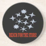 Reach For The Stars Beverage Coaster
