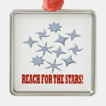 Reach For The Stars Christmas Ornaments