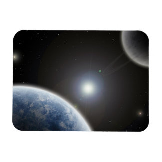 """Reach for the Stars"" Flexi Magnet"