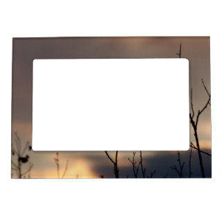 Reach for the Sunset Magnetic Photo Frames