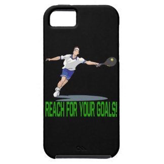 Reach For Your Goals Tough iPhone 5 Case