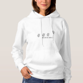 REACH HIGH WHITE SWEAT SHIRT