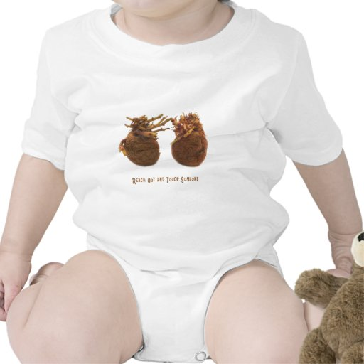 Reach Out Baby Bodysuit