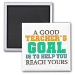 Reach Your Goals Magnets