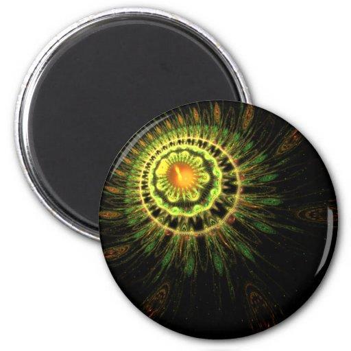 Reaching 6 Cm Round Magnet