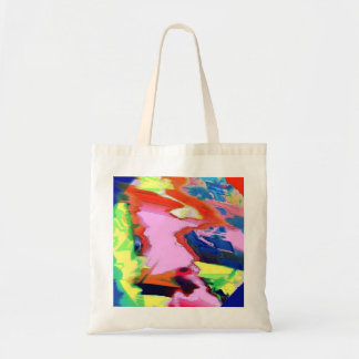 REACHING FOR GOLD BUDGET TOTE BAG
