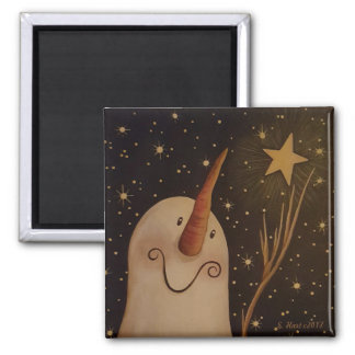 Reaching For Stars Magnet
