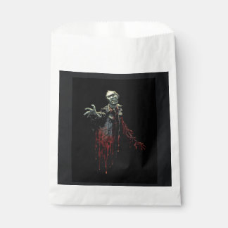 Reaching Out Halloween Favor Bags
