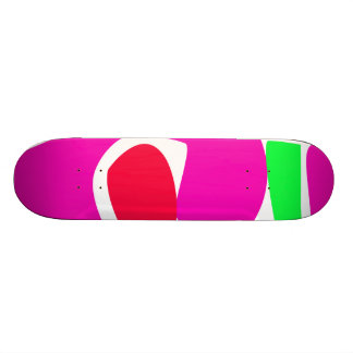 Reaching Out 18.1 Cm Old School Skateboard Deck