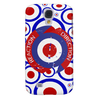 Reaction direction retro mod targets samsung galaxy s4 covers