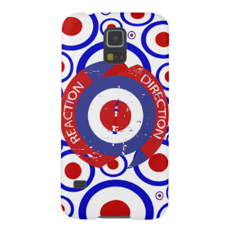 Reaction direction retro mod targets cases for galaxy s5