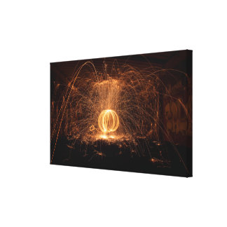 Reactor Canvas Print