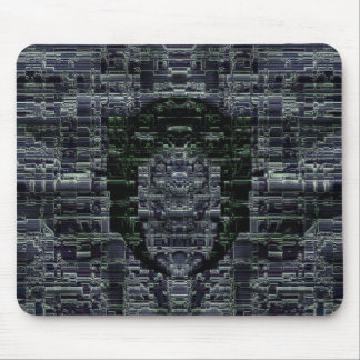 Reactor Head Mouse Pad
