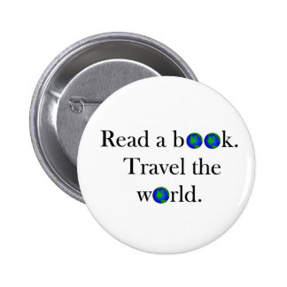 Read a book Travel the World Button