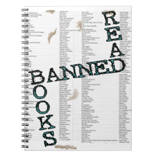 Read Banned Books Journal Blank Book