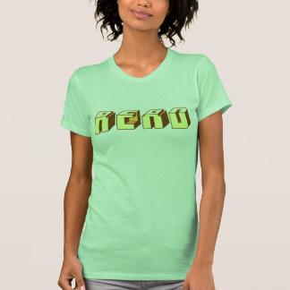 Read - Block font Shirt