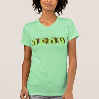 Read - Block font T Shirt