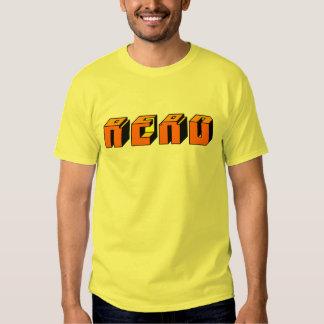 Read - Block font Tee Shirt