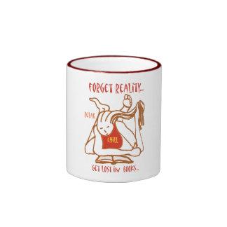 READ booklover's mug