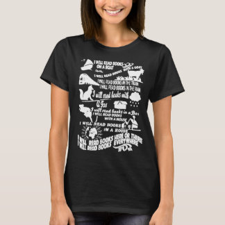 Read books everywhere Tshirt