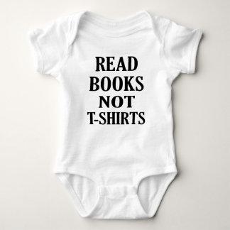 Read Books Not Ts T-shirt