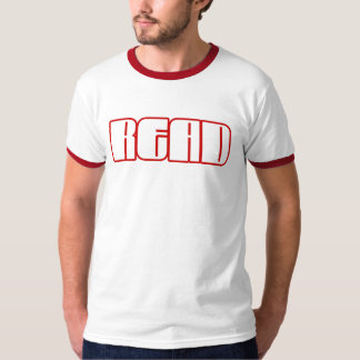 Read - Fat Letters T-shirt