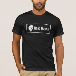 Read Hayek Shirt