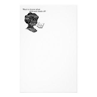 Read Jane Austen Stationery Paper