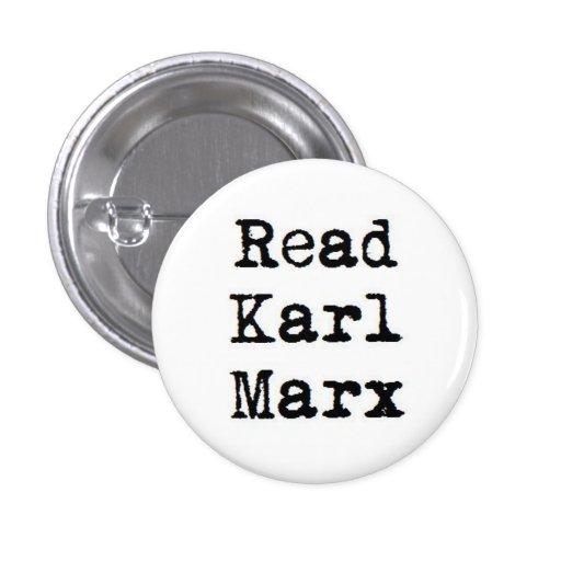 Read Karl Marx Pins