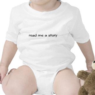 Read Me a Story T Shirt