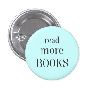 Read More Books 3 Cm Round Badge