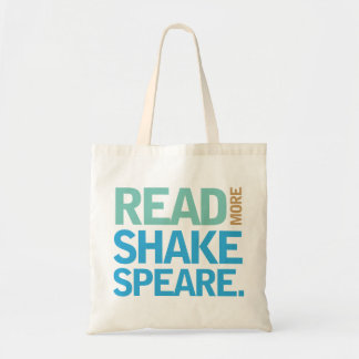 Read More Shakespeare Tote Bag