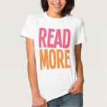 Read More T Shirt