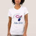 Read My Lipstick - Palin 2012 Tshirts