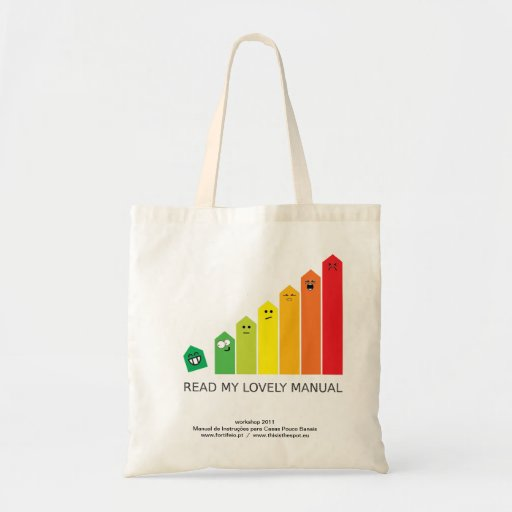 Read my Manual Lovely Tote Bag