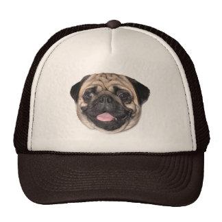 Read My Pugzy Face Cap