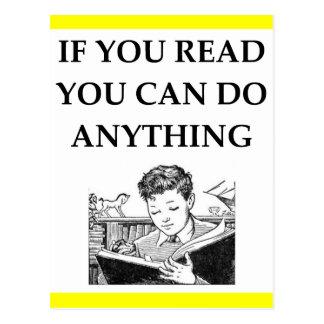 READ POSTCARD