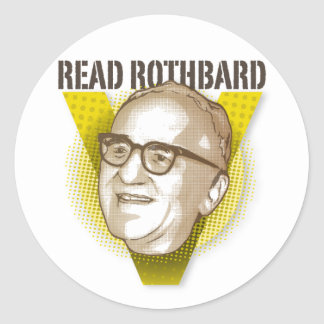 Read Rothbard Sticker